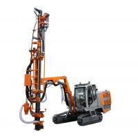Auto Electric Hydraulic Water Well Drilling Rig With Hydraulic Brake Motor Manufactures