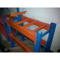 Square Tube Made Pallet Support Bar For Heavy Duty Pallet Racking to Increase the Bearing Capacity Manufactures