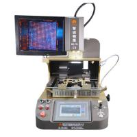 China Newest tech WDS-720 automatic BGA rework station infrared heating laser position automatic HD camera on sale