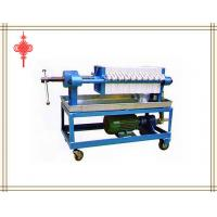 Manual Compact Filter Press Manufactures