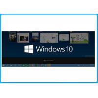 Win 10 FPP Key OEM Key Presale Exclusively , Windows 10 Pro Product Key Online Activation Manufactures