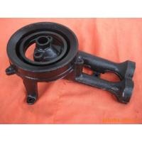 Cast Iron Parts ED Black Coating , Ced Coated Paint With Titanium Pigment Manufactures