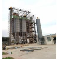 customized carbon steel 40 t/h dry mortar batching plant with Automatic control system Manufactures