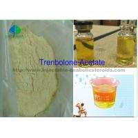 China Purity 99.99% Tren Anabolic Steroid  Yellow Injection Powder Tren A for  Muscle Growth Cuttimg Cycle on sale