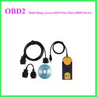 New High quality Multi-Di@g Access J2534 Pass-Thru OBD2 Device  Manufactures