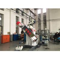 China 300A Mixed Gas Robotic Welding Systems For Escalator Step Axle 0.8-1.4mm Wire Diameter on sale