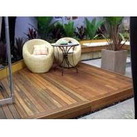 Waterproof carbonized Outdoor Decking Flooring Manufactures