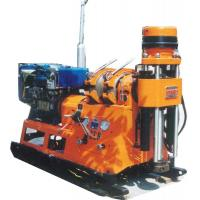 Quality GXY-2L Hydraulic Chuck Crawler pindle rotatory Drilling Rig Mineral Exploration for sale