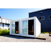 Travel Hotel Portable Container House , Various Types Portable Shipping Containers Manufactures