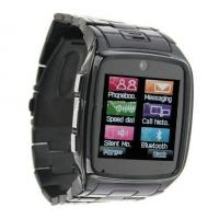 The Cool Thin Stainless Steel Watch Mobile Phone Touch Screen Tw810 Manufactures