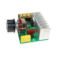 Buy cheap SCR Voltage Regulator High Power Speed Temperature Dimming Adjustable cont from wholesalers