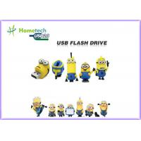 Despicable Me 2 Customized USB Flash Drive High Read / Write Speed HT-93 Manufactures