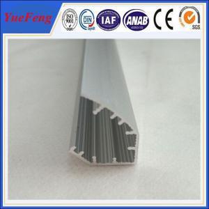 6061/6063 aluminium profile cover strip/aluminium profile for led strips Manufactures