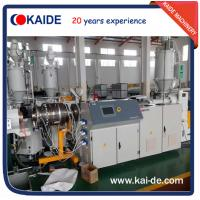 China Plastic pipe extruder machine for EVOH/Eval oxygen barrier pipe KAIDE extruder on sale