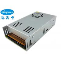 Quality Customized Regulated Switching Power Supply 5V 60A 300W With Iron Case for sale
