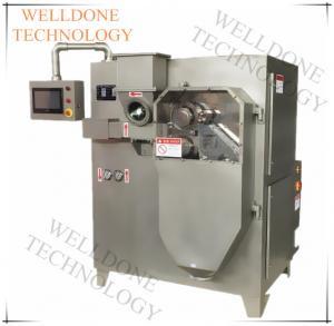 China Cassava Starch Dry Granulator Machine Vertical Feeding PLC / Touch Screen on sale