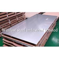 China Decorative 304 Cold Rolled Stainless Steel Sheet ASTM A240 / JIS G4305 Standard on sale