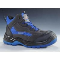 Pu Injection Steel Toe Safety Shoes Manufactures