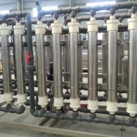 Mineral Water/Hollow Fiber Ultra Filter, Available in Various Specifications Manufactures