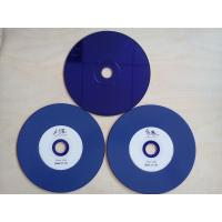 High Quality 650MB, 700MB PC Blue Vinyl CD Replication And Packing Services Manufactures