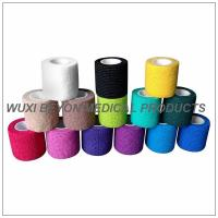 Cohesive Elastic Bandage Premium Quality Hand Tearable For Human Vet And Sports Manufactures