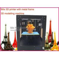 China rapid modeling 3D printer for pla filament on sale