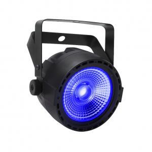 Quality DMX Mode 30W COB LED Par Stage Lights , Portable LED Par Can 64 for sale