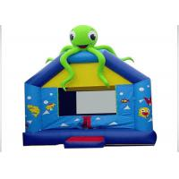 Fire Resistant Commercial Inflatable Bounce House With ISO 9001 Certification Manufactures