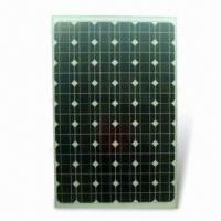 Solar Panels with 18 V Optimum Operation Voltage and 150W Rated Power Manufactures