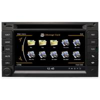 China 2 din 6.2 inch in dash car dvd player dual screen for Peugeot 307 with auto stereo autoradio syste OCB-017 on sale