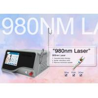 China 30W Medical Laser 980nm Diode Laser Vascular Blood Vessels Removal Equipment For Clinic on sale