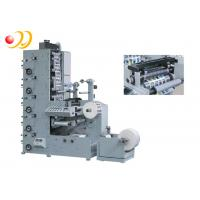 Automatic Non Woven Flexo Printing Machine Graphic High – Graded Manufactures