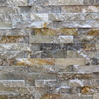 Natural stone , China Limestone Grey Wall Callding Ledge Stone Manufactures
