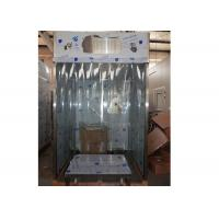 Pharmaceutical Weighing Booth With Pressure Gauge , Stainless Steel 201 / 304 Manufactures