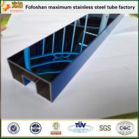 Sale High Quality Color Stainless Steel Pipe For Decoration Manufactures