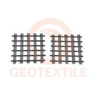 Warp Knitted Polyester Geogrid For Soil Reinforcement High Strength 3.95m Width Manufactures
