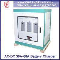 DC Power Supply 20A From 380V AC Input to DC Output Battery Charger Manufactures
