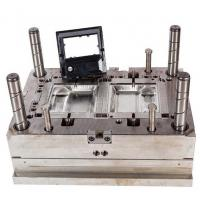 S16 Steel Injection Mold Tooling HASCO Europe Standard For PP Plastic Cover Manufactures