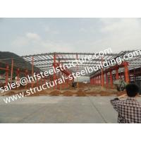 Buy cheap the Customized Prefabricated Steel Building From Chinese Metal Structure from wholesalers