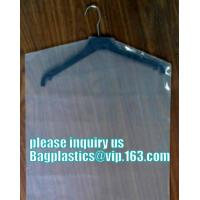 Perforated clear laundry dry cleaning garment bag on roll,Transparent PE Plastic Garment Bags on roll BAGPLASTICS BAGEAS Manufactures