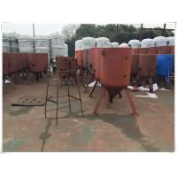 High Pressure Horizontal Compressed Air Receiver Tank For Water Treatment System Manufactures