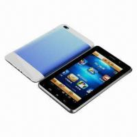 7-inch Capacitive Android Tablet PCs, Multi-touch Screen with Dual-SIM, Dual-standby, Built-in GPS Manufactures