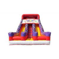 Customized Size Commercial Inflatable Water Slides For Kids And Adults Manufactures