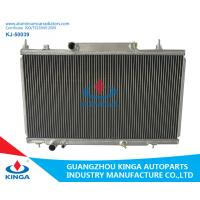 Peugeot Car Parts Aluminium Car Radiators / Peugeot Radiator 12 Months Warranty Manufactures