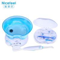 small home appliance transparent blue electric water dental oral irrigator Manufactures