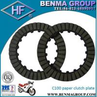 HF Motorcycle Clutch Plate, Motorcycle Clutch Disc C100 Manufactures