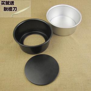 Aluminum Round Pizza Cake Pan Mold Surface Non - Stick Coating , Fashion Design Manufactures