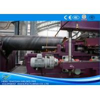 Carbon Steel Welded Pipe Mill / Lsaw Pipe Mill With Test Certificate