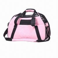 China Pet Carrier with Fashionable Style, Various Colors are Available, Measures 41.5 x 20 x 29cm on sale