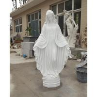 China High quality stone carving and statues Virgin Mary statue for sale on sale